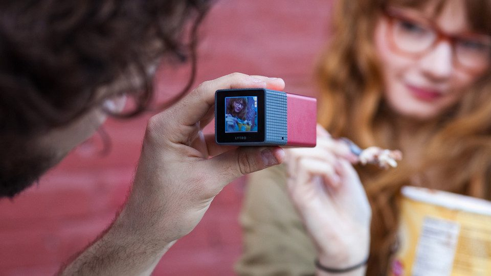 Snap Happy Millennials Embrace Photography