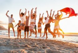 Millennials' Summer Plans: Work Hard, Play Harder