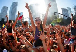 How Concerts & Music Festivals Are Becoming More Millennial