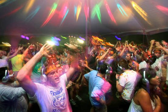 Things You Should Know: Silent Discos