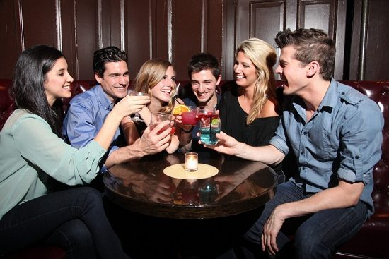 Group Dating: The More the Merrier