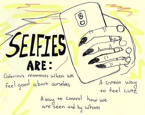 Rethinking What Selfies Say