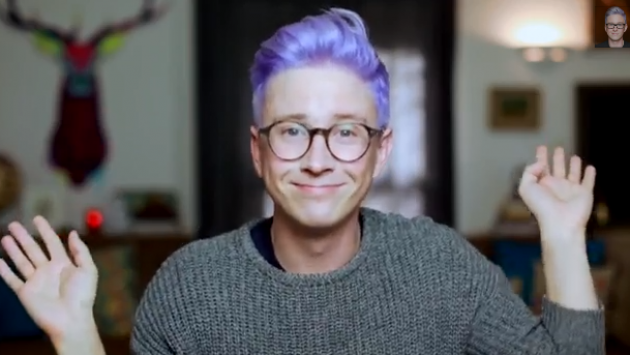 Q&A With Tyler Oakley: The YouTube Star Whose Fans Raised $500K For His Birthday