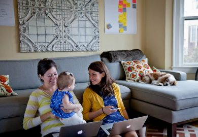 Families are using Slack, Trello, and other office productivity tools at home.
