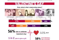 Topline: Post Black Friday & Cyber Monday, Holiday Shopping, & Valentine's Day