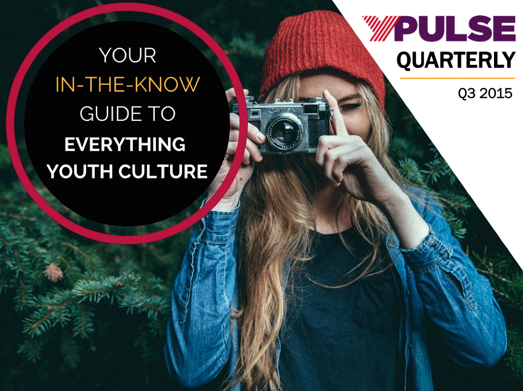 Q3 2015 YPulse Trend Report: Unique is the New Cool, The Body Positive, Talk the Talk