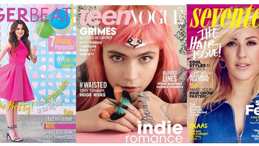 It's Promposal Season: Inside Today's Teen Magazines