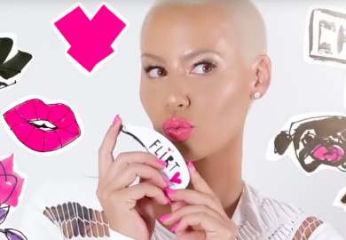 L'Oréal's new tech lets users mix makeup to look like their favorite influencer.
