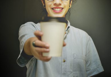"""""""Coffee-shaming"""" has become financial gurus' go-to Millennial insult."""