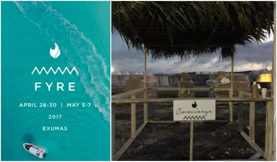 Fyre Festival is on The 5 Most Viral Stories of 2017
