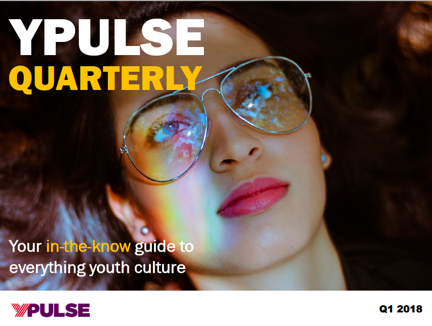Q1 2018 YPulse Trend Report: Home Sweet Home, Talk the Talk, Ain't Nobody Got Time For That