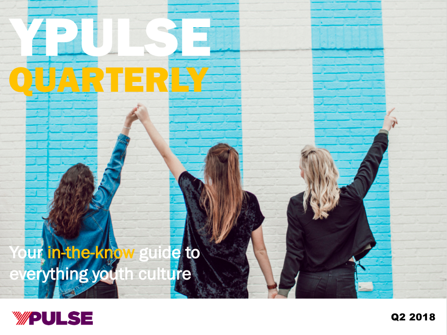 Q2 2018 YPulse Trend Report: Brandoms, Causes to Crises, Shoppability