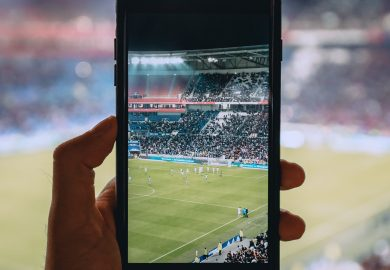ESPN is increasing their digital focus with over 500 live original shows across their social channels to appeal to young viewers this year.