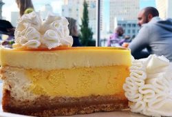 The Cheesecake Factory's Free Slice Promotion Went Too Well On The Viral List