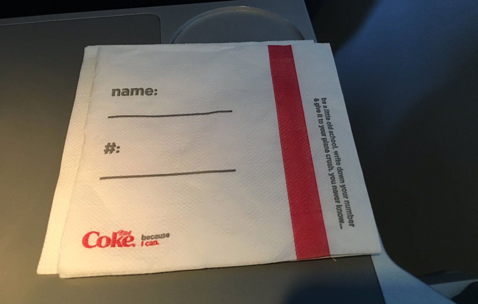 "Coca-Cola Wants People To Flirt With Their ""Plane Crushes"" On The Viral List"