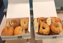 Panera Is Quick To Cash In On #Bagelgate On The Viral List