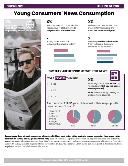 News Consumption & Trust