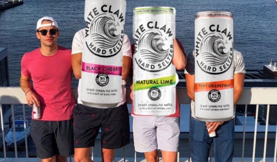 How Memes Made White Claw The Drink Of The Summer: On The Viral List