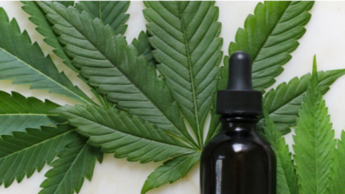 57% of 18-36-year-olds are  interested in trying a product with CBD in it