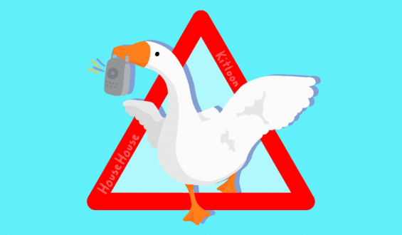 Untitled Goose Game Could Be 2019's Biggest Game On The Viral List