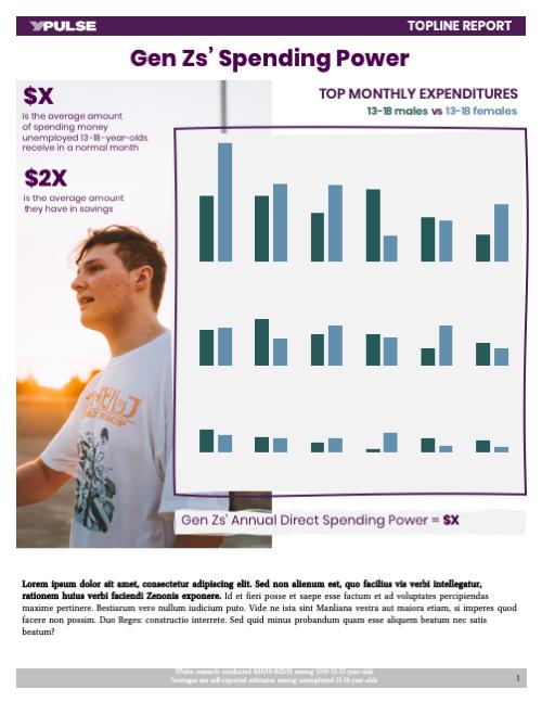 Finance/Spending Monitor