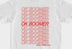 """Gen Z's """"Ok Boomer"""" Battle Cry Is On The Viral List"""