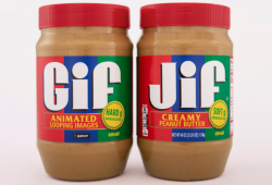 Jif and Giphy Bring Back the GIF Debate on the Viral List